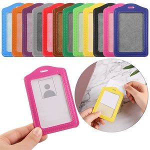 PU Card Sleeve Holder