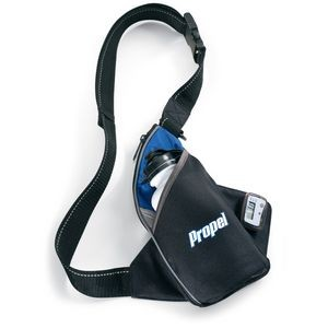 Avis Fitness Sling Bag - Royal Blue